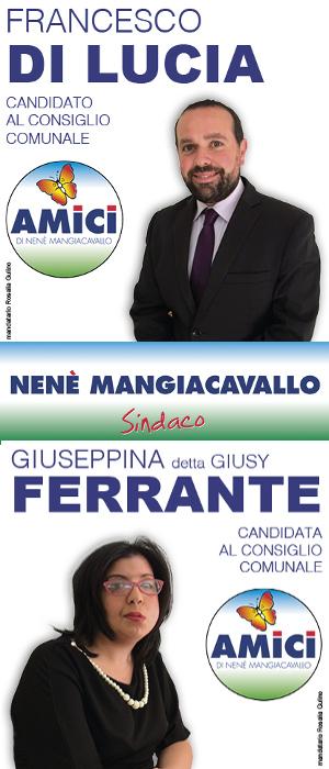 Pubblicità Elettorale - Committente: Rosalia Gulino