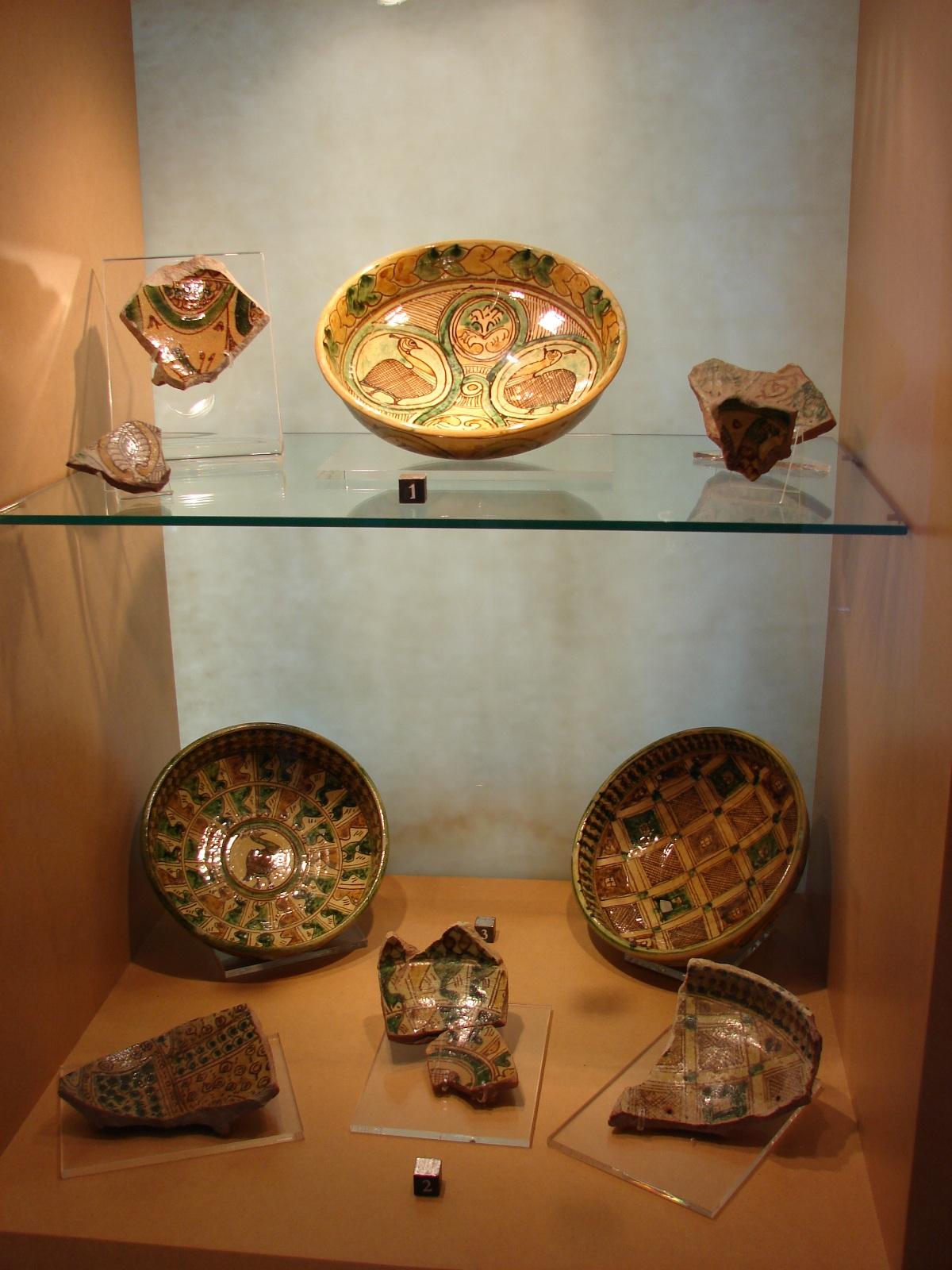 Opere in ceramica