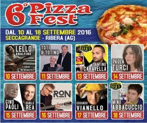 6^ Edizione del Pizzafest - Anno 2016