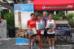 premiazione femminile giro di ustica 2012