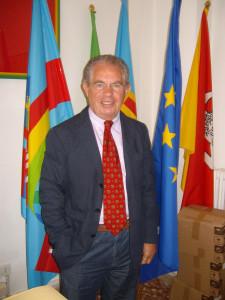 Antonino Toscano, segretario regionale Uilp UIL Sicilia