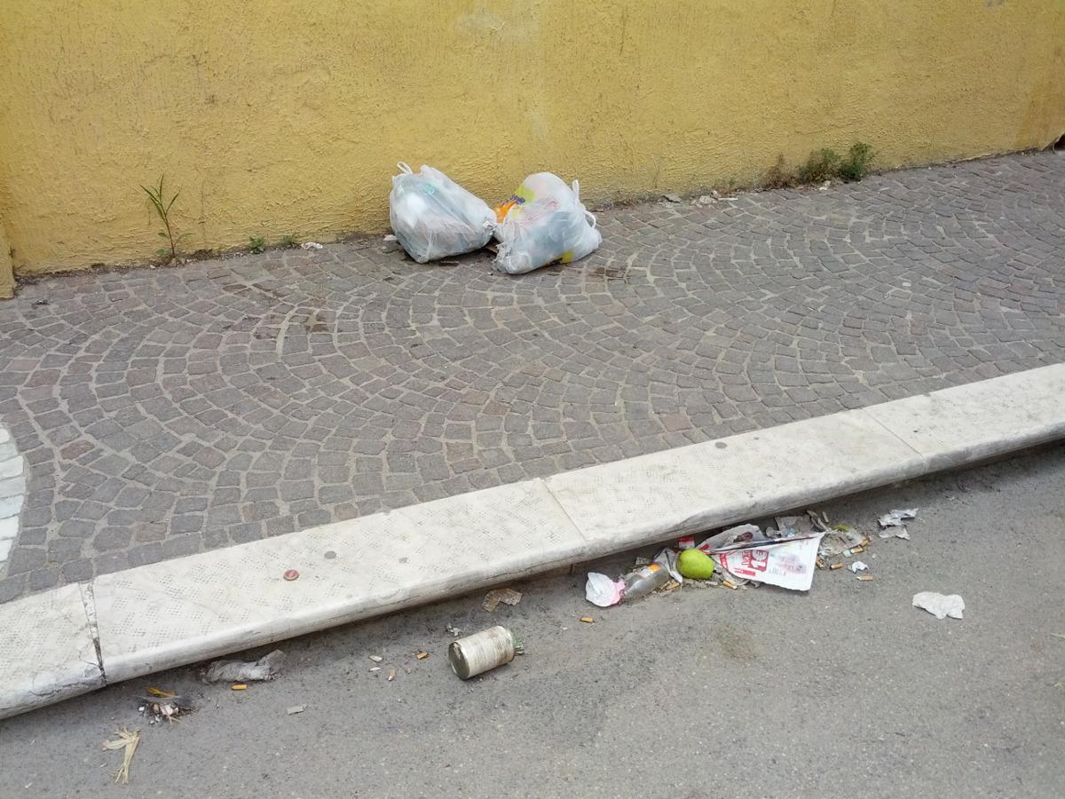 Via Ruggero Normanno