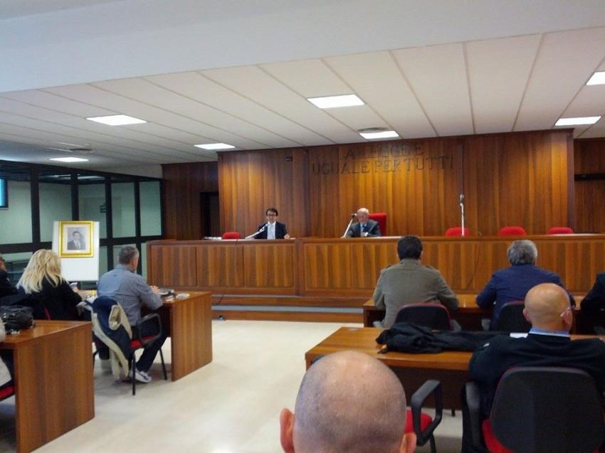 Al Tribunale di Agrigento istruttivo incontro formativo su ...