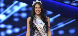 Miss Italia Clarissa Marchese sabato a Ribera