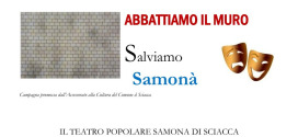 """""""Abbattiamo il muro, salviamo il Samonà"""", campagna dell'assessore Monte"""