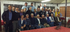Appassionati di tennis per una serata in allegria: premiati Piparo, Marino e Alfano