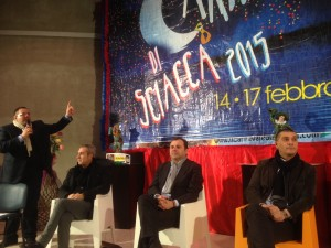 Carnevale di Sciacca 2015 - presentazione al Museo