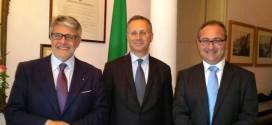 Tumbiolo incontra il Ministro Gentiloniper chiedere più sicurezza per i pescatori siciliani