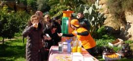 L'Arancia di Ribera Dop adotta il Giardino della Kolymbethra e sostiene il FAI