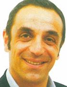 Il consigliere indipendente Pino Quartararo
