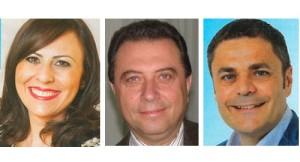 I tre consiglieri di Sicilia Futura
